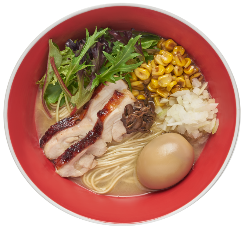 Ajitama Teriyaki Chicken Soba